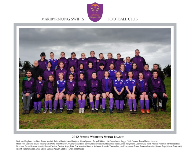MSFC Club Photo 2012